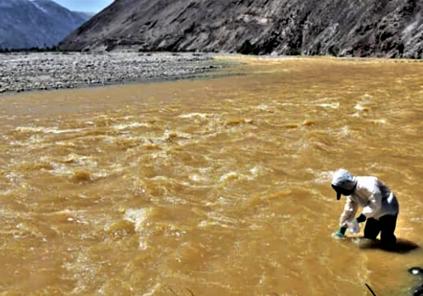 Arequipa: Aruntani y el río Tambo, años de afectaciones por relaves mineros