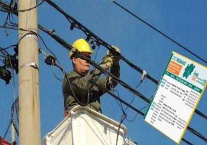 Arequipa: corte de luz en zonas de 3 distritos, este jueves 7