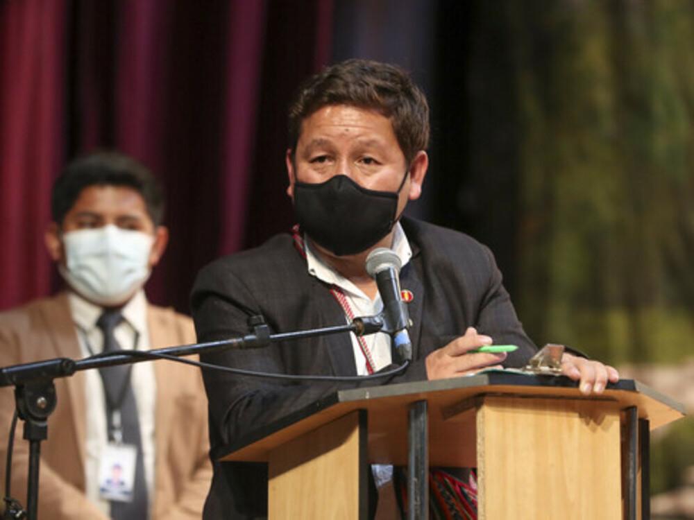 Arequipa: Bellido se compromete con alcaldes para reunión en Palacio, sobre pago de Cerro Verde