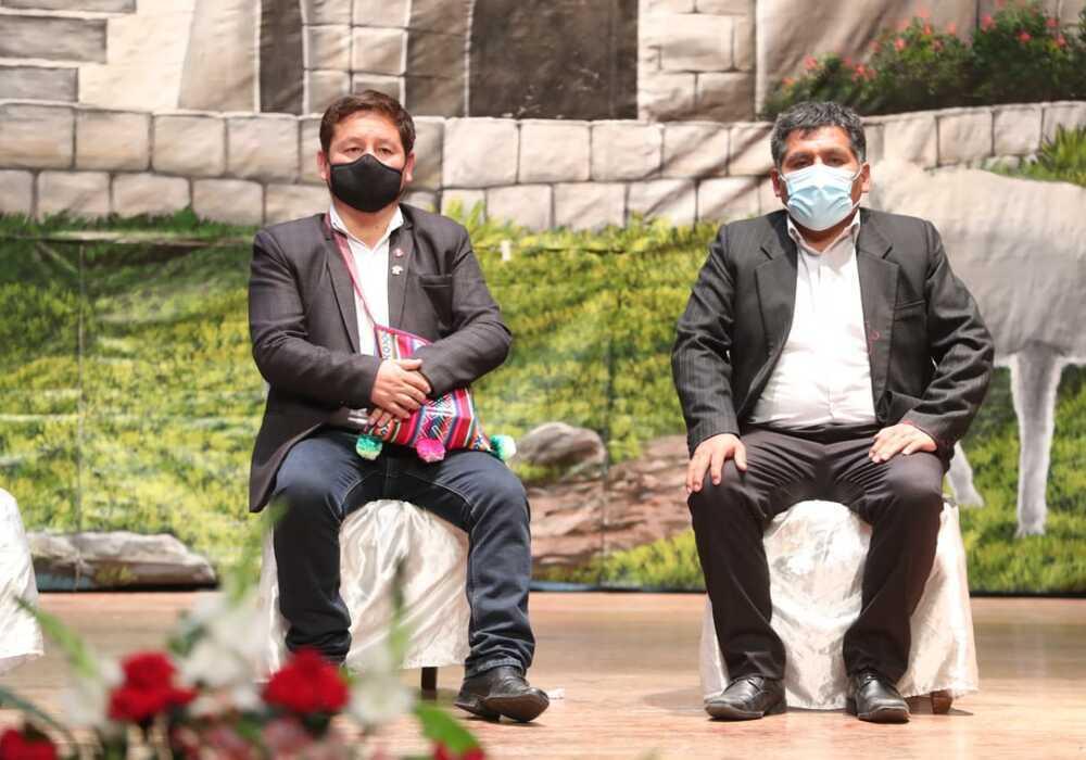 Guido Bellido desde Arequipa: renegociar reparto de utilidades o nacionalizar Camisea