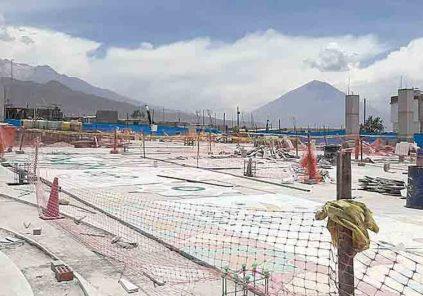 Contraloría detecta incremento irregular hasta S/ 5 millones de obra en Jardín del Colca