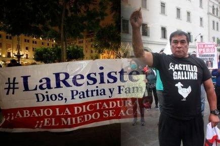"""Investigarán a """"La Resistencia"""": no toleraremos la violencia (VIDEO)"""