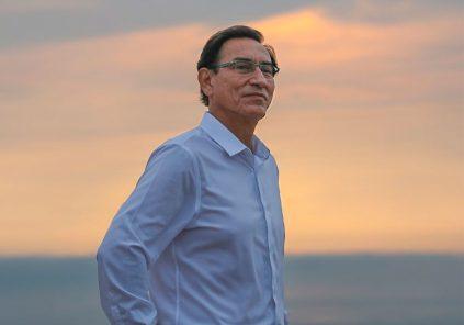 """Martín Vizcarra insiste en que su vacancia fue una """"venganza política"""" (VIDEO)"""
