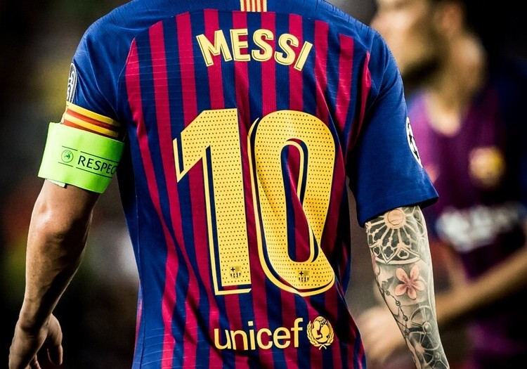 ¿Cómo se alineará el Barcelona sin Messi?