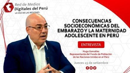 Red de Medios: Embarazo adolescente y sus consecuencias socioeconómicas