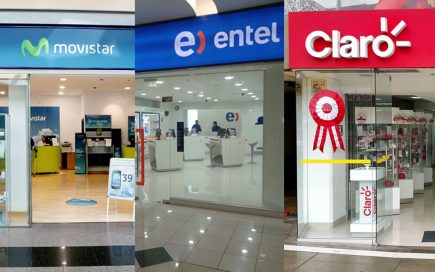Osiptel: Movistar y Entel obtienen últimos lugares en ranking de atención de reclamos