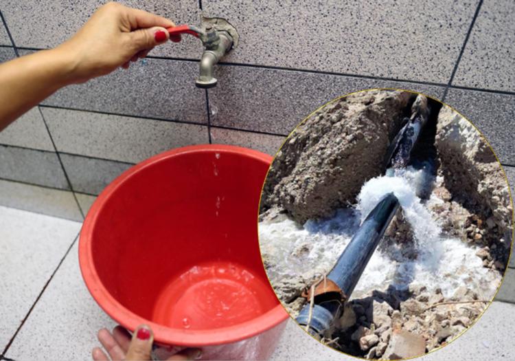 Arequipa: rotura de tubería matriz deja sin agua potable a 7 distritos, aquí detalles