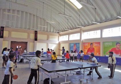 Arequipa: escolares representarán al Perú en torneo internacional de tenis de mesa