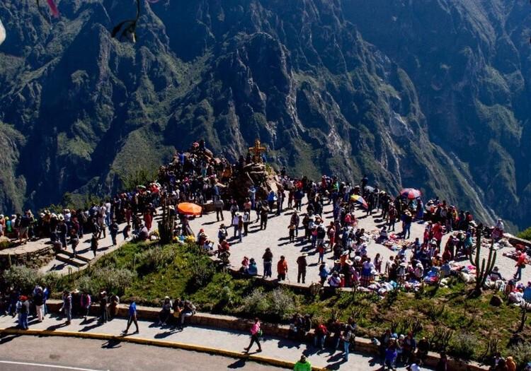Arequipa: Turismo incrementó en 25%, tras campañas de reactivación en septiembre