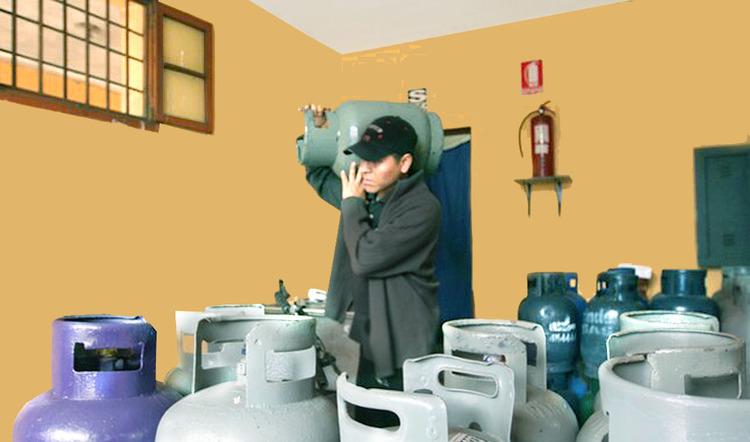 Venta de gas en Arequipa