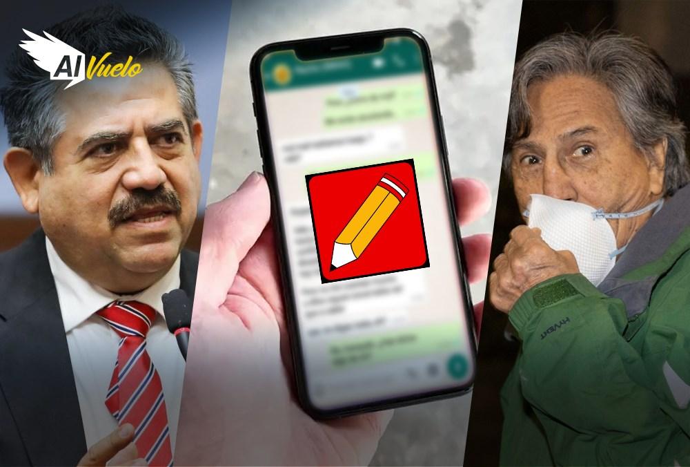 Perú Libre noticias manuel merino