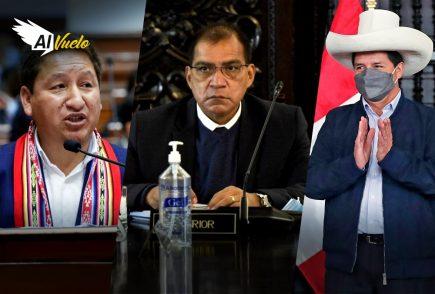 Luis Barranzuela pide tranquilidad  y negó favoritismo a Cerrón    Al Vuelo
