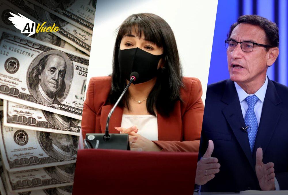 Fuerza Popular y los abultados pagos a sus militantes con financiamiento público (VIDEO)