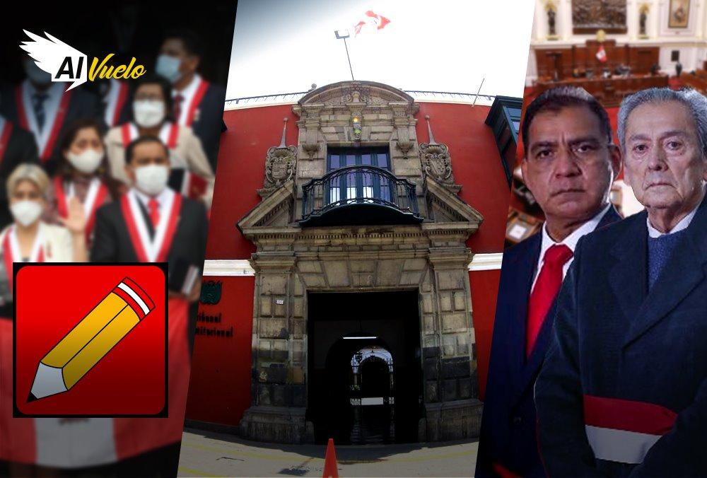 TC: Ejecutivo presenta demanda de inconstitucionalidad   Al Vuelo