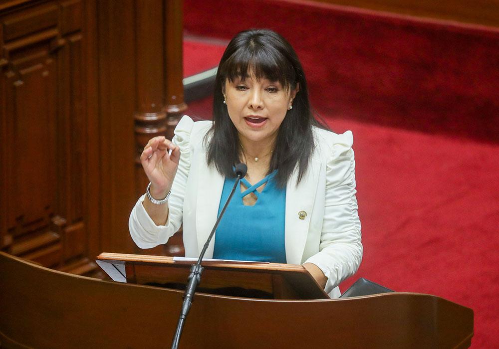 Presentación del gabinete de Mirtha Vásquez y debate en el Congreso por el voto de confianza
