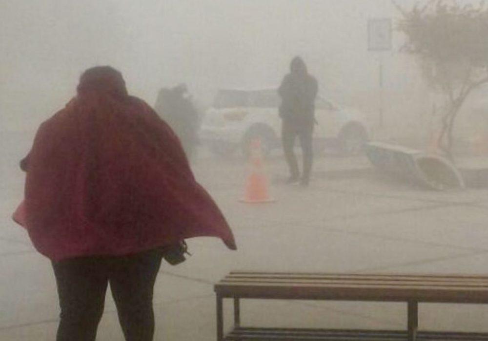 Clima en Arequipa: pronostican fuertes vientos en zona costera desde este martes 12