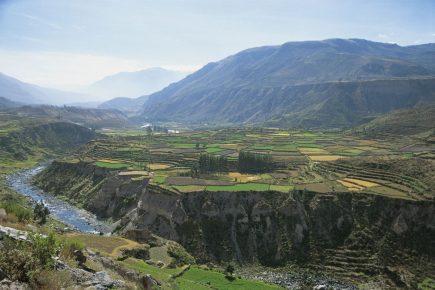 Arequipa: más de 30 sismos se registraron en 24 horas en el valle del Colca