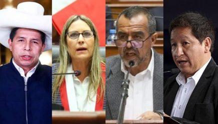 Tras posible censura a Maraví, crece apoyo a cuestión de confianza en PL