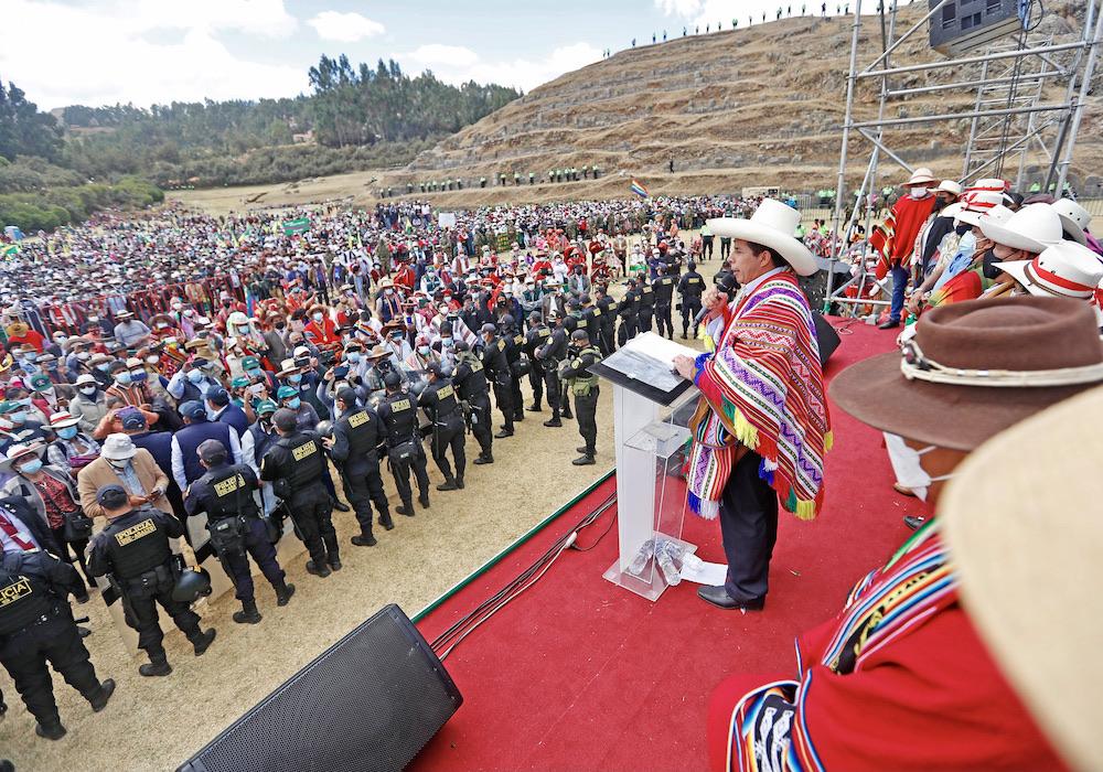 pedro castillo segunda reforma agraria