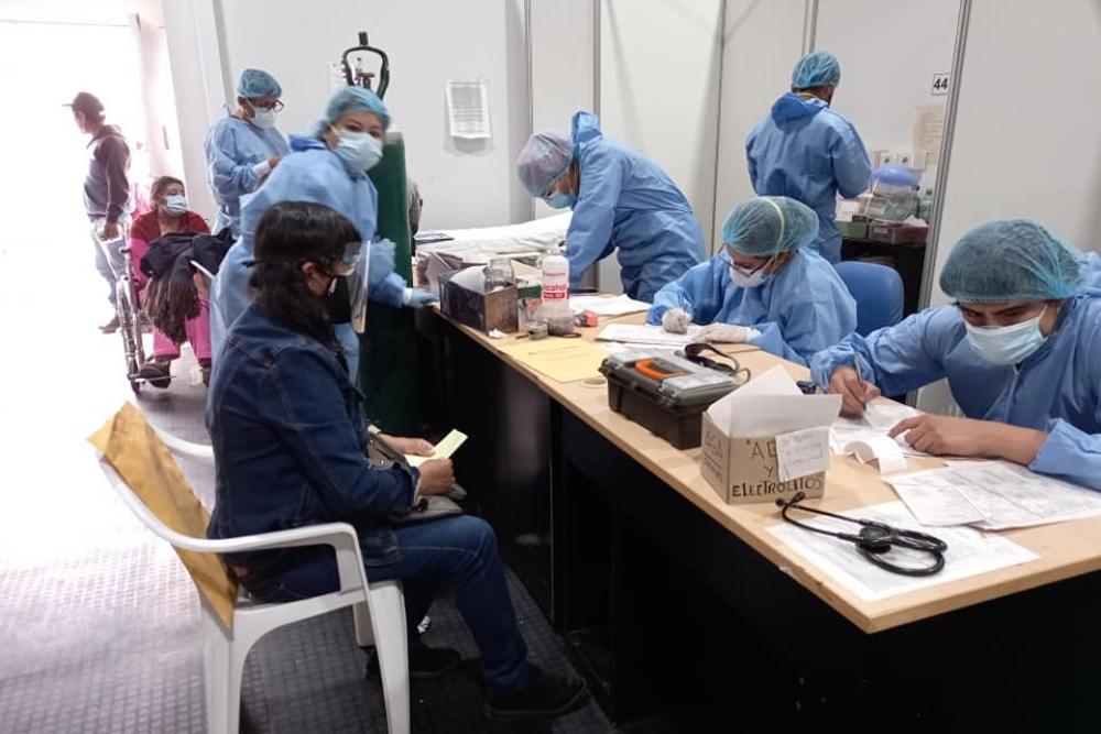 Arequipa: atención mixta en hospital Covid en riesgo ante falta de funcionamiento de nueva emergencia