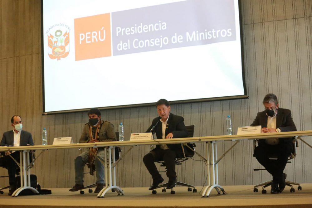 Comunidades campesinas de Chumbivilcas en Cusco serán proveedoras de Las Bambas