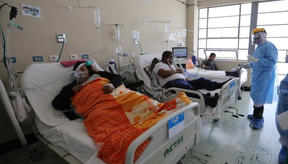 Arequipa: No se reportan fallecidos por covid-19 en últimas 24 horas