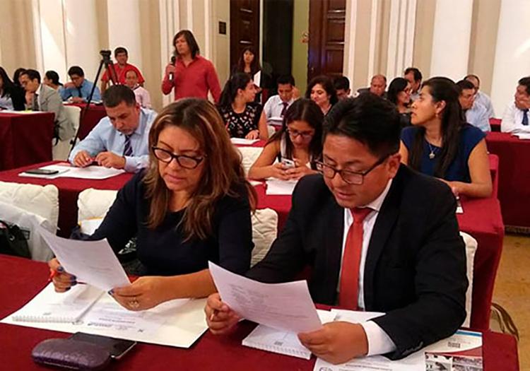 Poder Judicial empieza curso virtual del idioma quechua