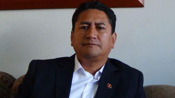 Cerrón: Perú Libre no dará voto de confianza a gabinete de Mirtha Vásquez