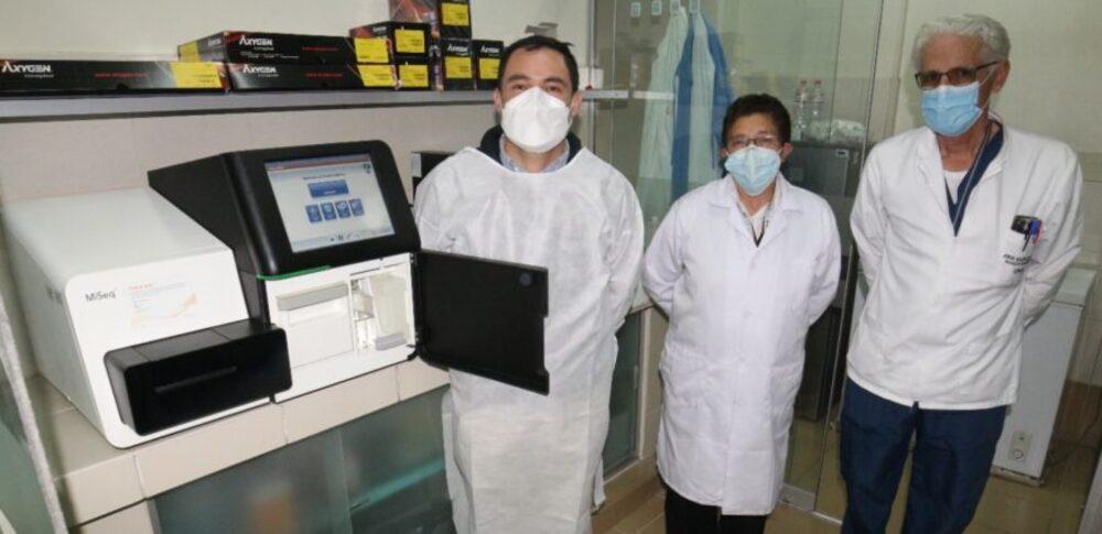 Investigadores agustinos realizan el secuenciamiento genómico