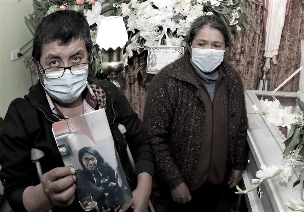 Arequipa: padres de Shirley, cuidadora asesinada por adolescentes, piden apoyo