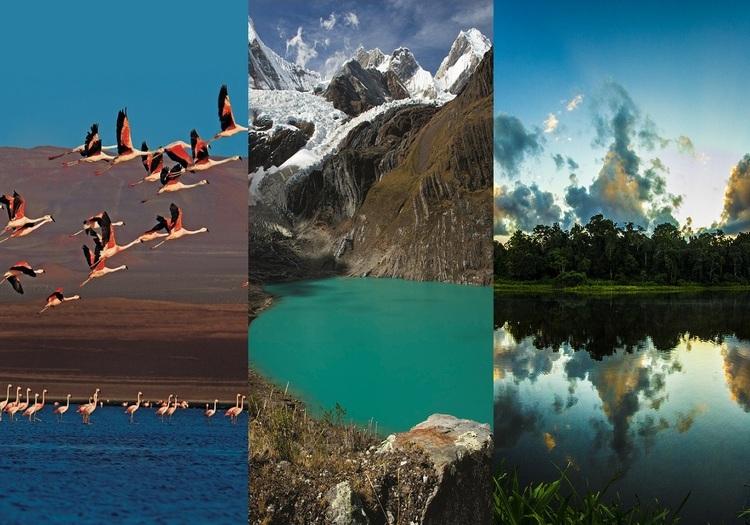 Áreas protegidas en Perú