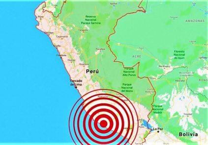 Arequipa: cuáles son las razones de los 30 sismos en menos de 48 horas, según IGP