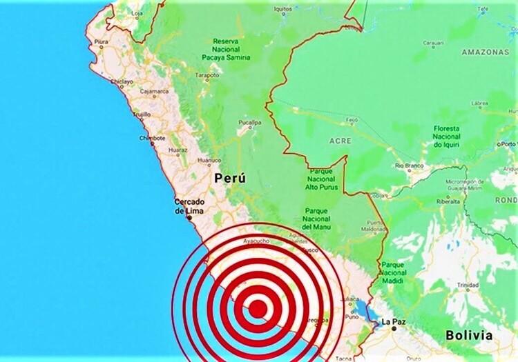 Arequipa: cuáles serían las razones de los últimos 30 sismos, según IGP