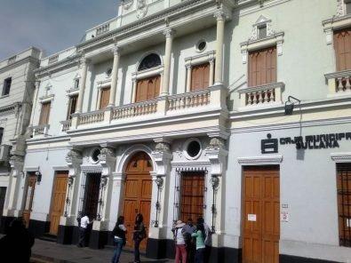Historia: Arequipa, como París y Europa, tuvo su Belle Èpoque