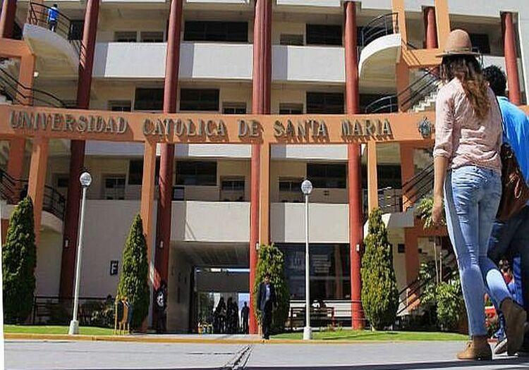 Arequipa: inician clases semipresenciales en algunas aulas de UCSM, tras año y medio