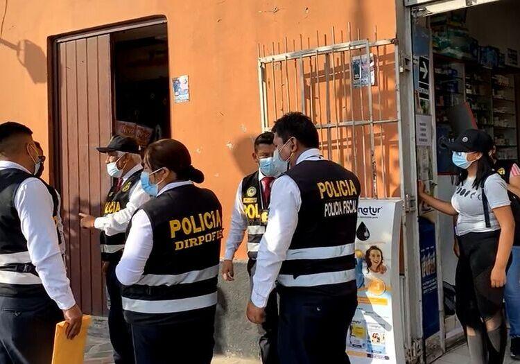 Arequipa: cierran tres clínicas con personal que no tenía estudios médicos
