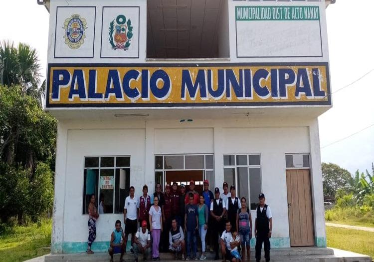 Loreto: comunidad amenazada de muerte por mineros ilegales pide apoyo a Pedro Castillo