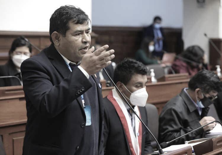 Fallece congresista Fernando Herrera de Perú Libre, pleno suspende voto de confianza