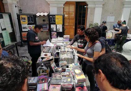Arequipa: IV Feria del disco de vinilo post pandemia, para coleccionistas