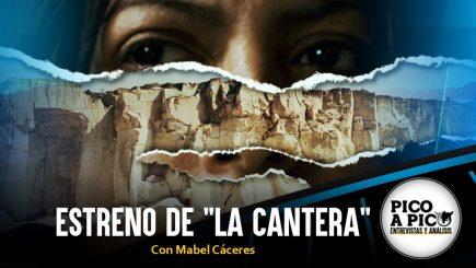"""Pico a Pico: Miguel Barreda y """"La Cantera"""""""
