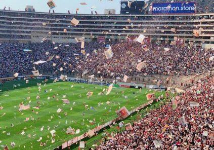 La historia de Perú como anfitrión de grandes competiciones