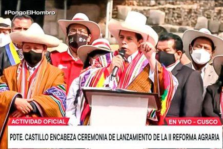 """[FALSO] Pedro Castillo: """"Somos el único país de la cuenca del Pacífico que tiene fosfatos"""""""