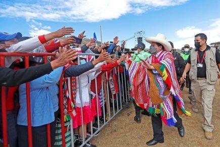 Segunda Reforma Agraria: Ejecutivo buscará respaldo del Congreso (VIDEO)