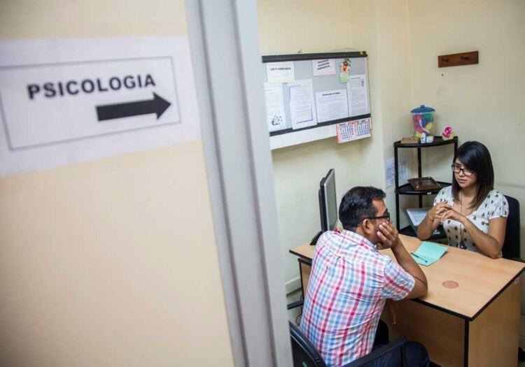 salud mental Arequipa