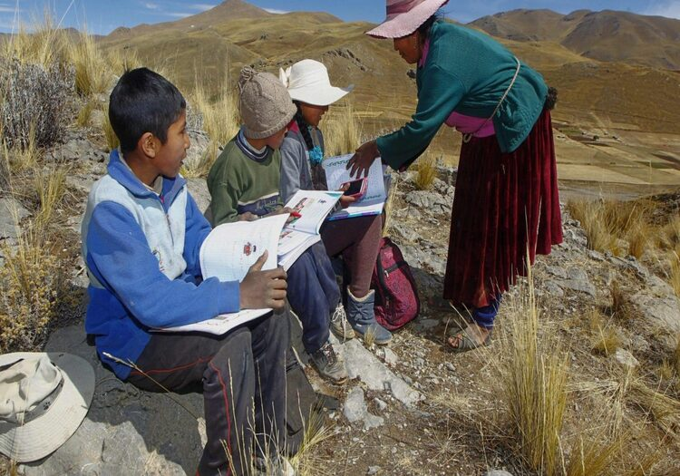 Arequipa: inician talleres para docentes inspirados en metodología de escuela rural