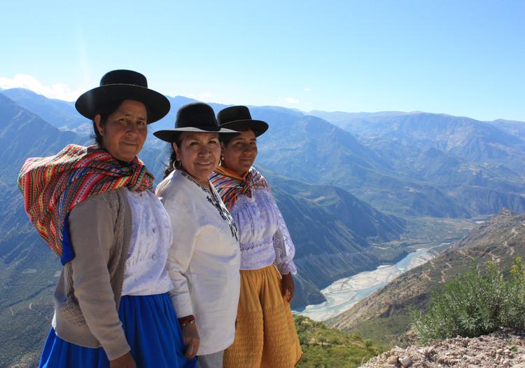 Tarcila en Ayacucho