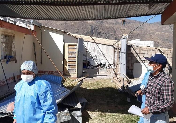 Arequipa: 3 sismos en las últimas 24 horas, y reubicación de damnificados en Pinchollo