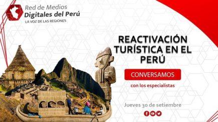Red de Medios: Reactivación turística en las regiones del Perú